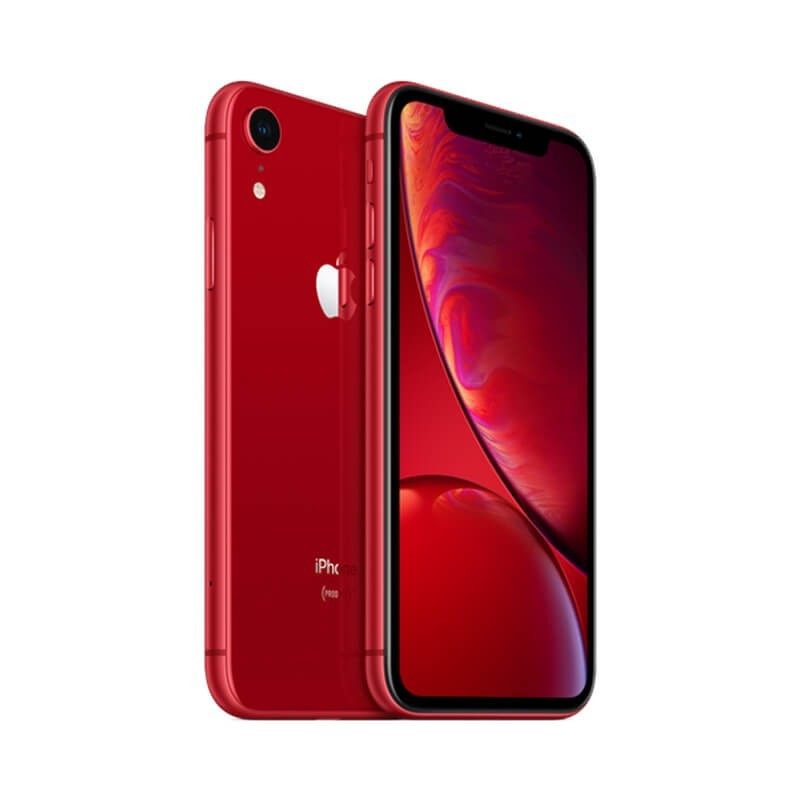 iPhone XR red product rouge 64Go, 128Go, 256Go