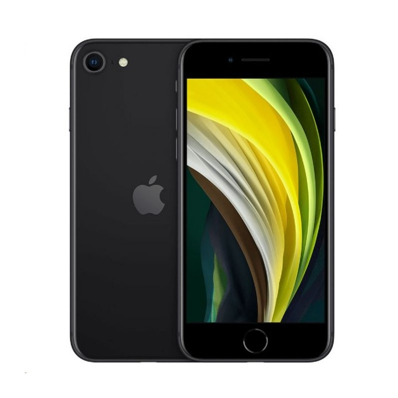 iPhone SE 2020 noir